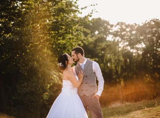 Svatba Vlaďky a Marka