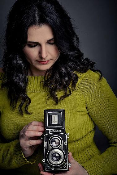 fotka Simona Bláhová fotografka