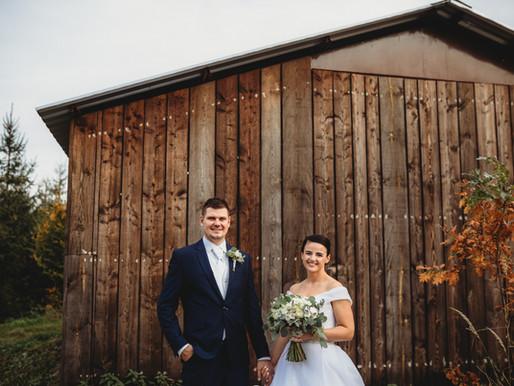 Svatba Marci & Gregora