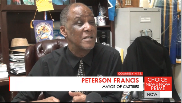 Has the Mayor of Castries gone too far? That's the sentiment of a former Deputy Mayor.