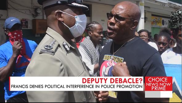 DEPUTY DEBACLE?