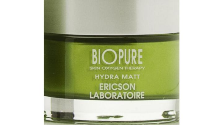 BIOPURE. HYDRA MATT. Matifying cream.