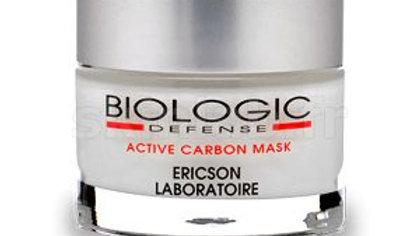 BIOLOGIC DEFENSE.ACTIVE CARBON MASK