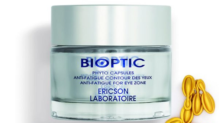 BIOPTIC. PHYTO CAPSULES ANTI-FATIGUE. Phytocapsules for tired eyes.