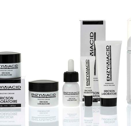 35+ Mini Facial using Ericson Laboratoire products.