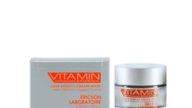 VITAMIN ENERGY. DEEP DENSITY CREAM MASK. Intense Structuring Cream Mask