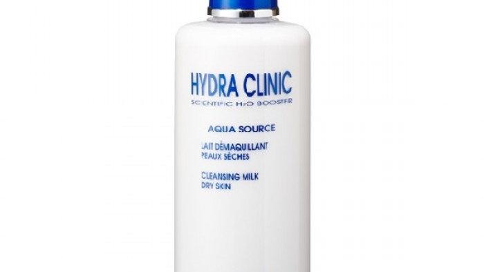 HYDRA CLINIC. AQUA SOURCE CLEANSING MILK.