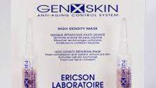 GENXSKIN. HIGH DENSITY MASK. Revitalizing anti-aging mask.