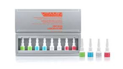 VITAMIN ENERGY. INTENSIVE SERUMS COCKTAIL. SET OF ACTIVE SERUMS.