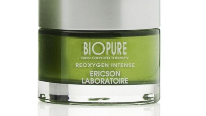 BIOPURE. REOXYGEN INTENSE. Nourishing cream.