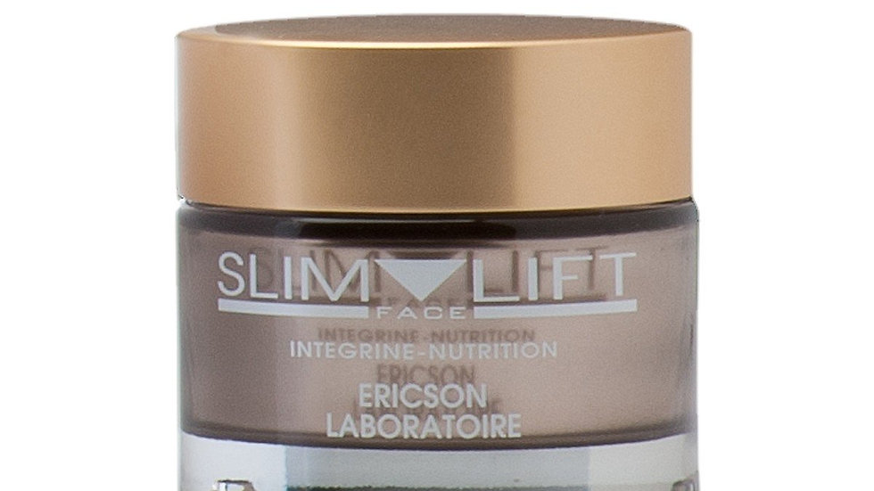 SLIM FACE LIFT. INTEGRINE-NUTRITION. Revitalizing nourishing cream.
