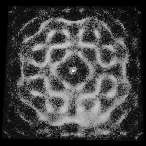 Chladni Plate Vibrations