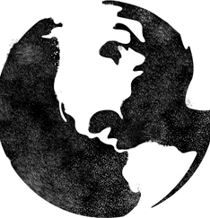 Black and White Earth