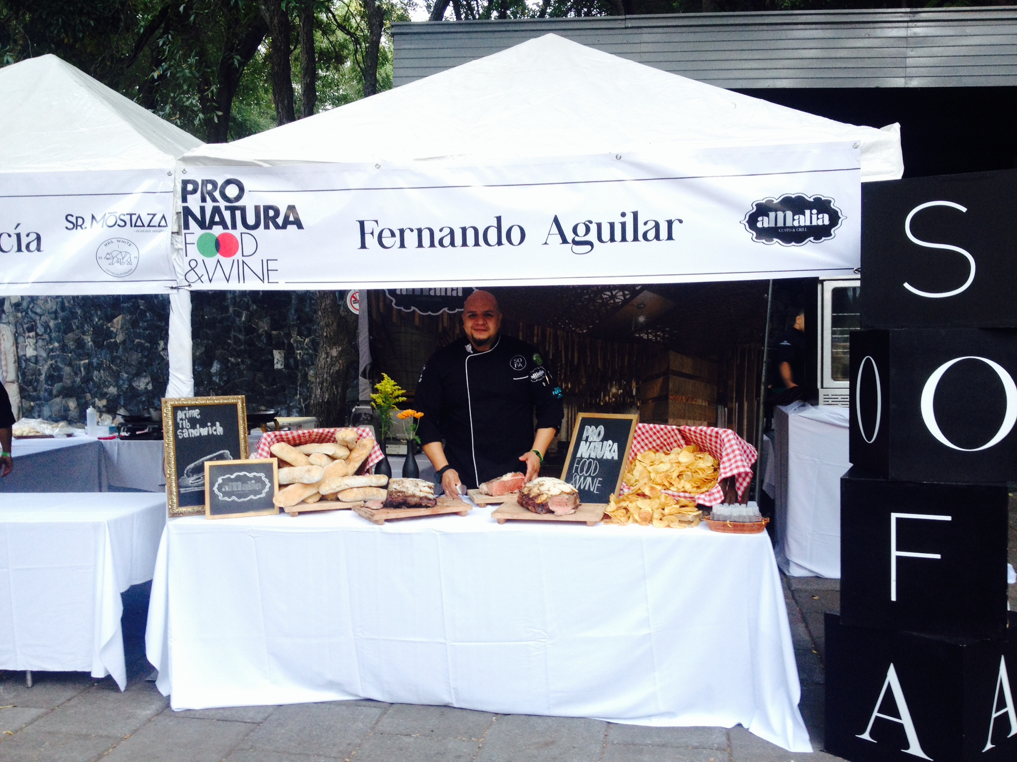 Pronatura Food & Wine 2014