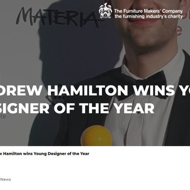 Young Furniture Makers interview