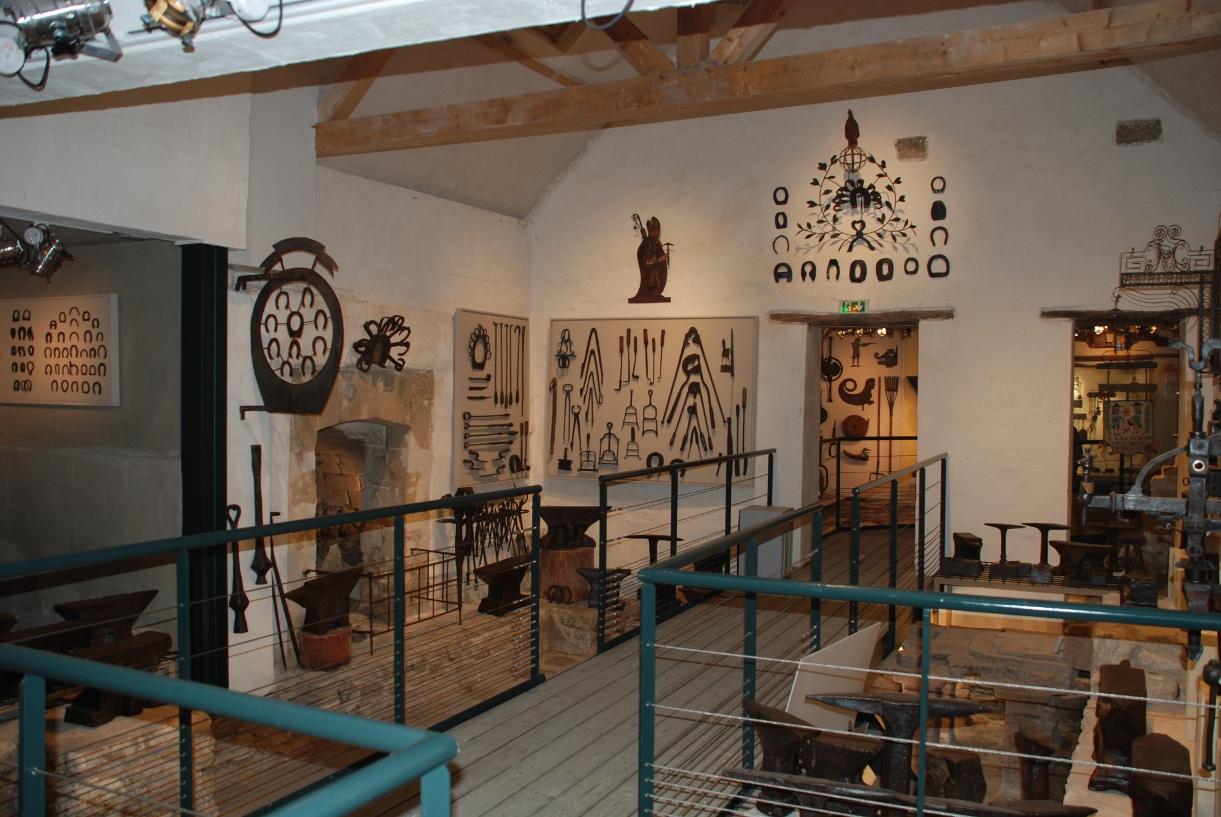 Musée de l'Outil à 25km