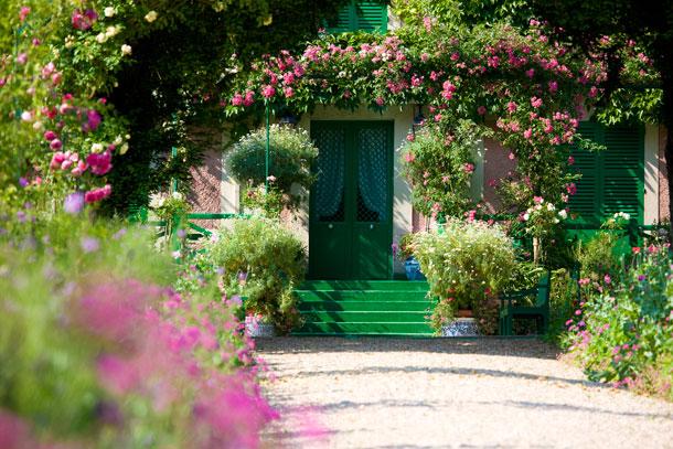 Jardin de Monet,Giverny à 40 km