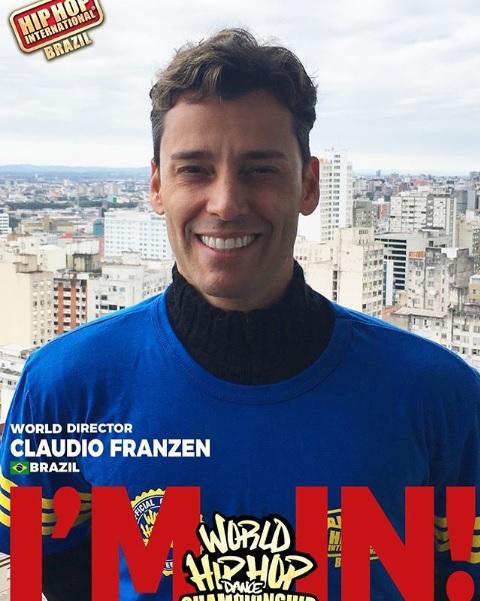 CLAUDIO FRANZEN- DIRETOR HHIBRAZIL