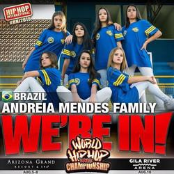 ANDREIA MENDES FAMILY- JUNIOR