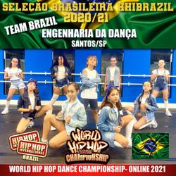 ENGENHARIA DA DANCA