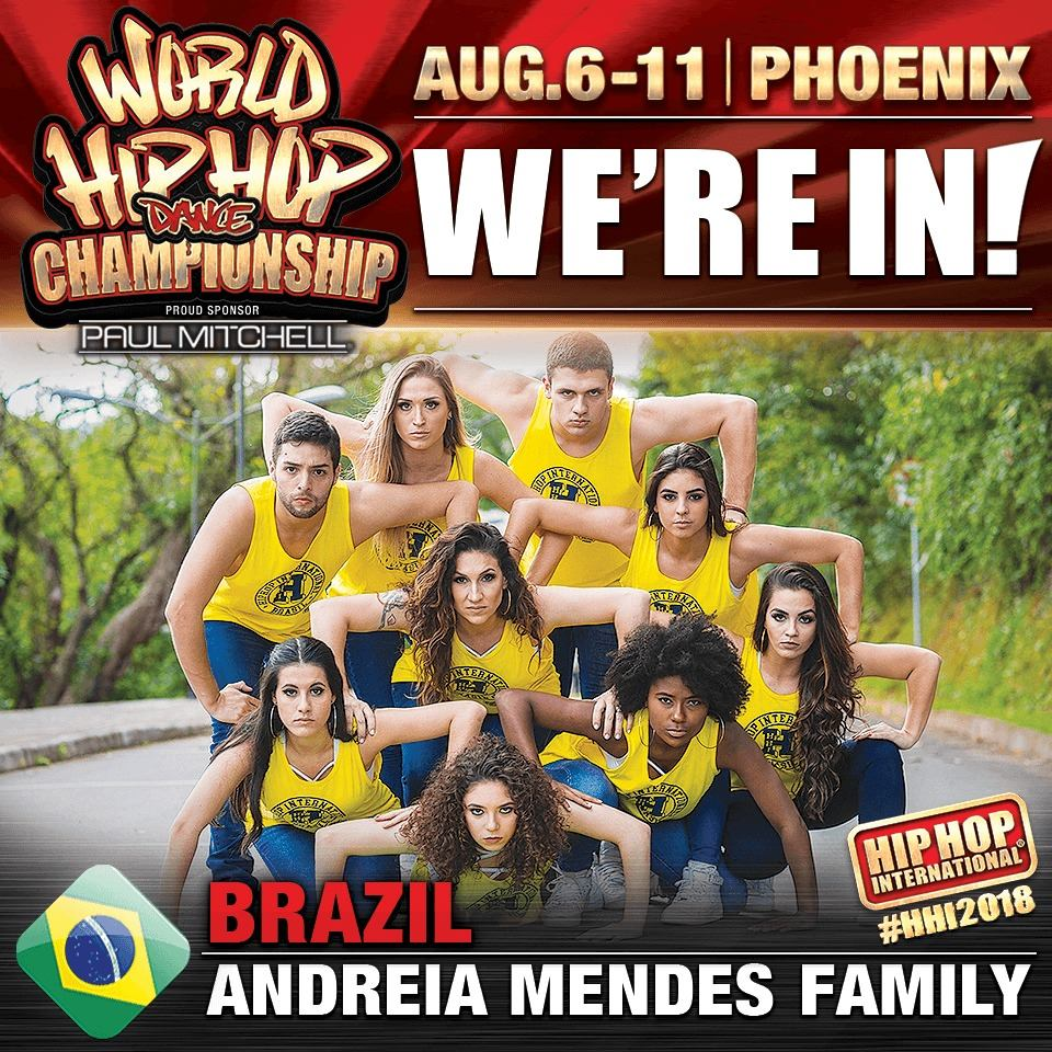 ANDREIA MENDES FAMILY- ADULT. HHI