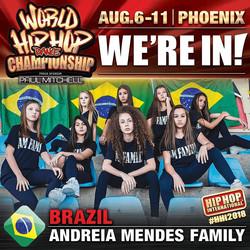 ANDREIA MENDES FAMILY- JUNIOR. HHI