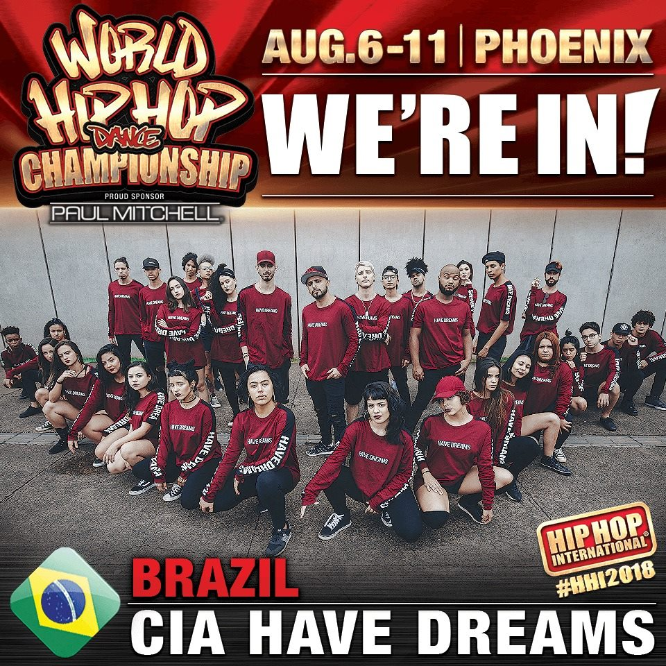 CIA HAVE DREAMS- MEGACREW. HHI