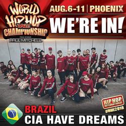 CIA HAVE DREAMS- MEGACREW. HHI