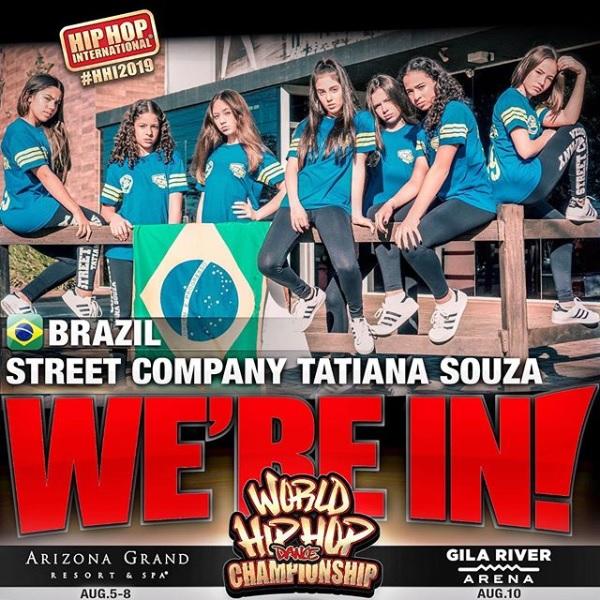 STREET COMPANY TATIANA SOUZA