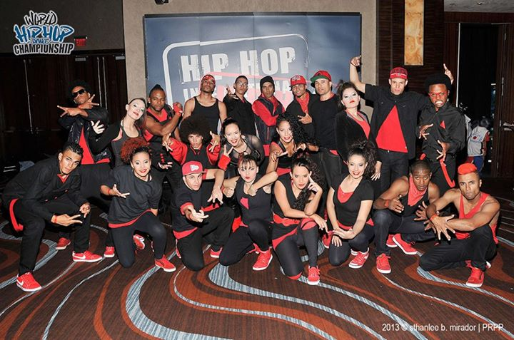 YO! Hip Hop Dance Company - MegaCrew