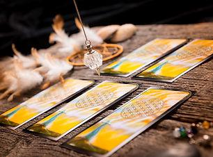 Tarot-kaarten-Pendulum