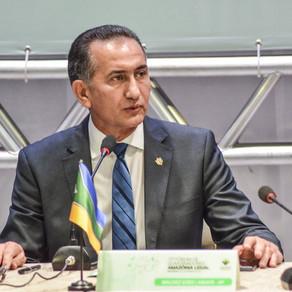 Governo do estado do Amapá é notificado