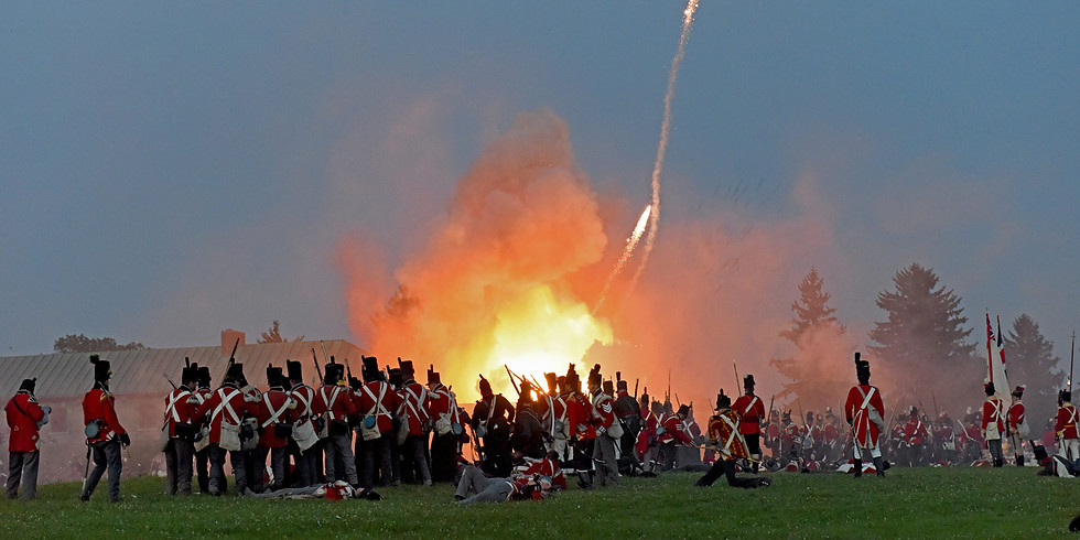 The Siege of Fort Erie