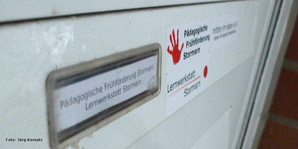 Pädagogische Frühförderung Stormarn - Kontakt