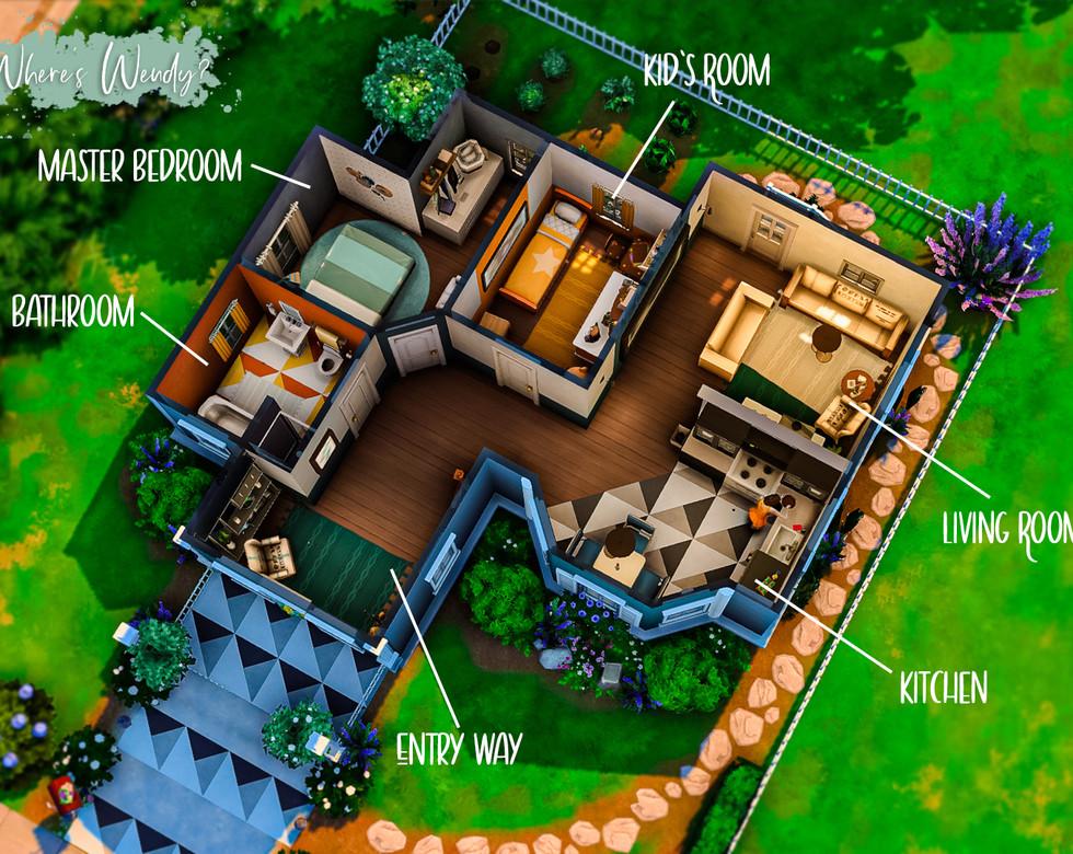 Stylish Starter Home