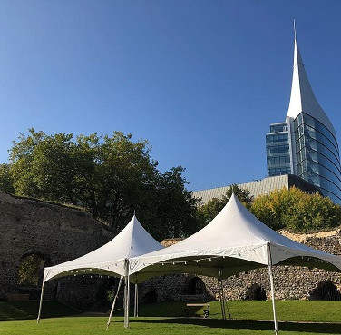 Marquees to Suit the Space