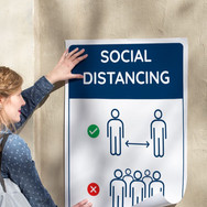Social Distancing Security