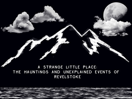 "Welcome to ""A Strange Little Place""!"