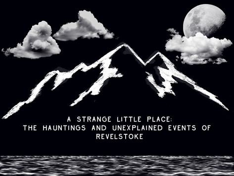 """Welcome to """"A Strange Little Place""""!"""