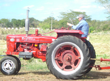Grant for Tractor Engine