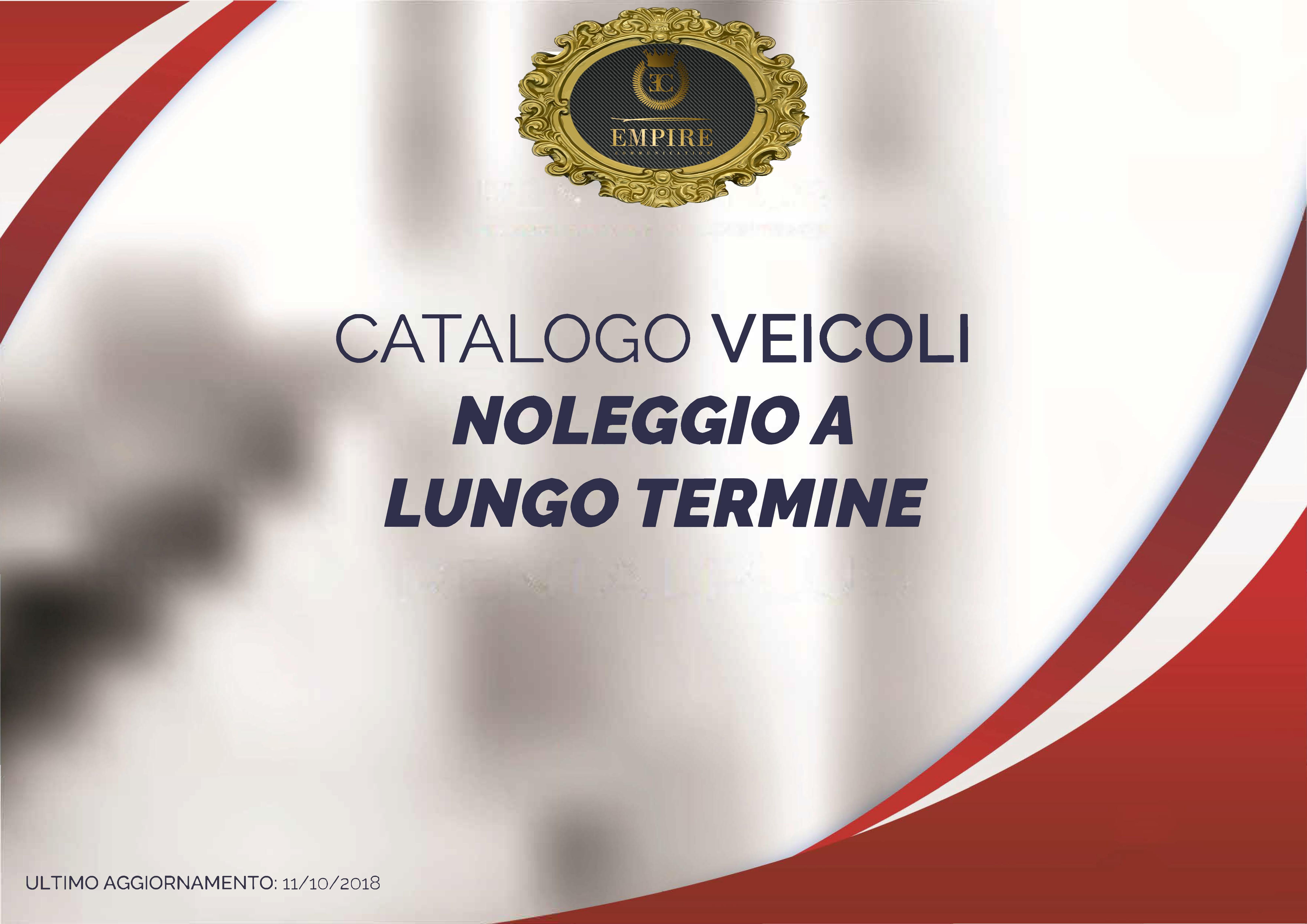 Catalogo Veicoli NLT