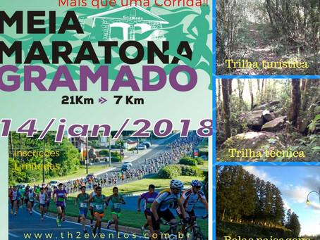 Meia Maratona de gramado 2018