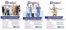 Serie locandine pubblicitarie
