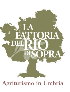 """Logo """"La Fattoria del Rio di Sopra"""""""