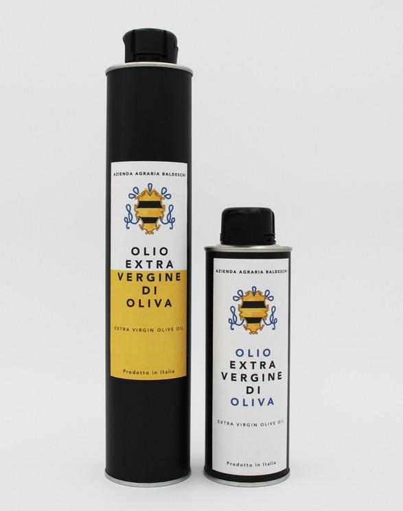 Olio Extravergine di Oliva Baldeschi