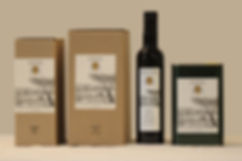 Confezioni olio evo Baldeschi