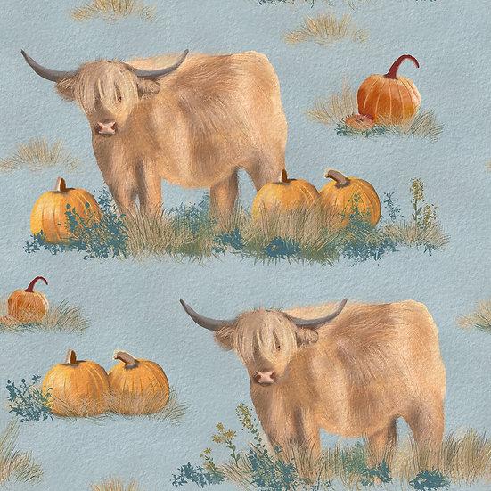 Bummie Romper - Highland Halloween