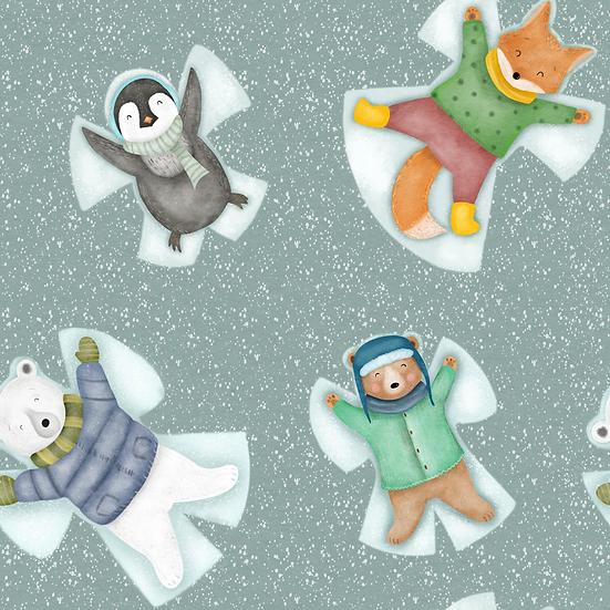 Joggers -  Arctic angels