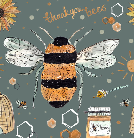 Bloomers - Thank You Bees