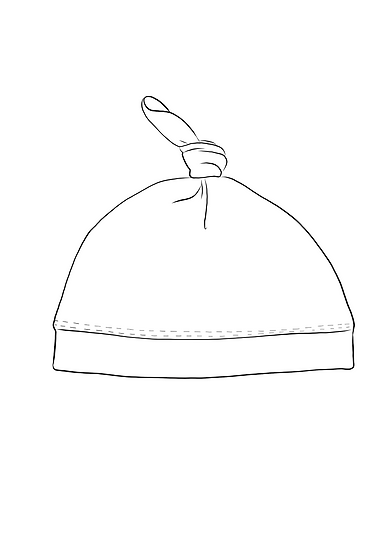 Knot hat